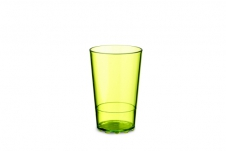 Glas Wave 200 ml - Latin Lime (lichtgroen)