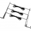 Clothesline for Awnings Rail
