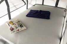 Hoeslaken 2-delig matras bovenaan Maxxcamp