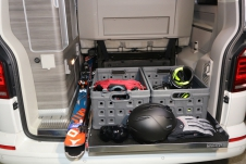 Plancher de chargement extensible HATCH 810mm Calidrawer (avec transit)