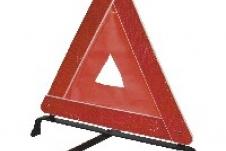 Gevarendriehoek, klein model