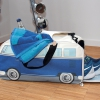 VW T1 BUS GYM BAG - BLUE/BEIGE