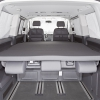 iXTEND vouwmatras T6.1 VW Multivan en California Beach,