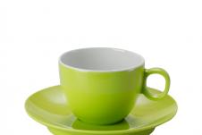 Brunner Space espresso kop en schotel 10cl